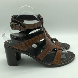 Donald J Pliner Ankle Strap Caren Sandals